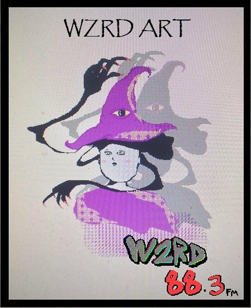 WZRD ART Blog